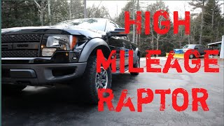 High Mileage Raptor - is it reliable? and what to look for when buying one