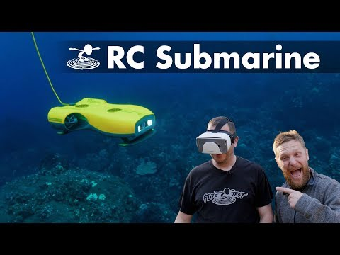 Underwater Drone - We found Nemo!