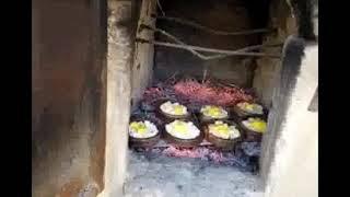 طبخ الجبن في الفخار