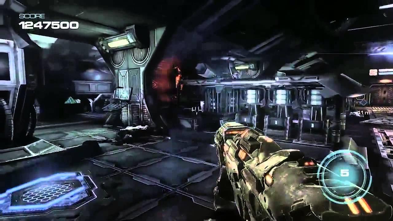 [Vietsub] Alien Rage E3 2013 Demo