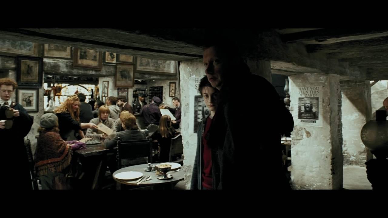 The Leaky Cauldron Harry Potter Movie Bars