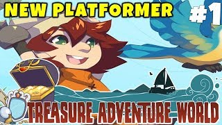 Treasure Adventure World #1 Starting Out Our Adventures