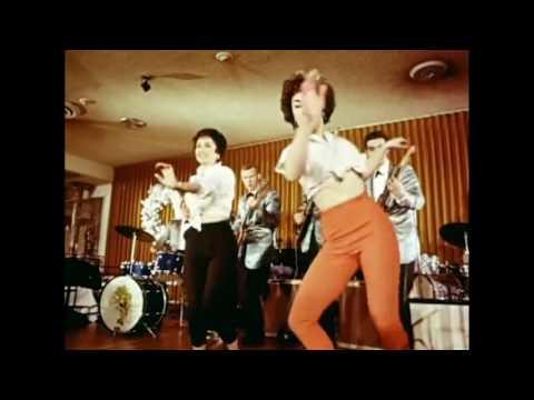 Как танцуют твист видео