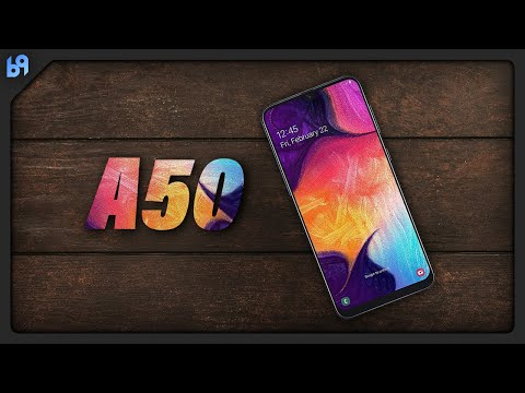 SAMSUNG GALAXY A50 REVIEW | BUDGET PHONE | B9 STUDIOS