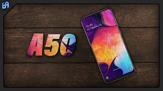 SAMSUNG GALAXY A50 REVIEW | BUDGET PHONE | B9 STUDIOS
