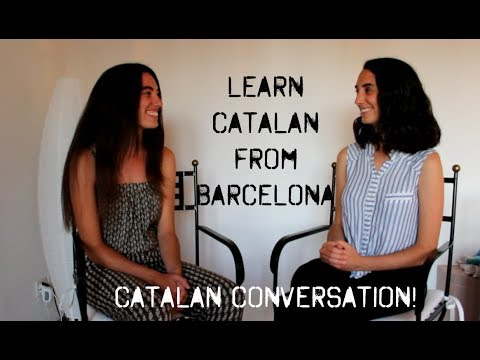 Learn Catalan vocabulary in easy conversation