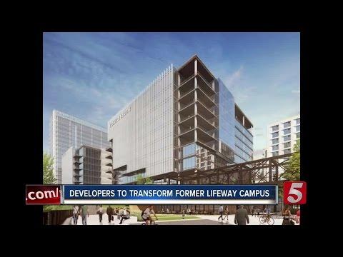 Billion Dollar Project To Transform Former LifeWay Campus