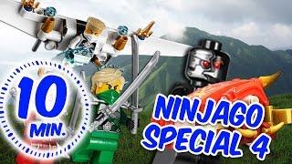 ⭕ LEGO Ninjago deuтsch - Diebstahl in Ninjago City SPECIAL - Pandido TV