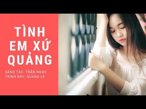 Quang Lê - Tình Em Xứ Quảng