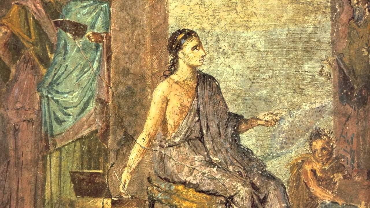 lives of women in ancient rome Ancient rome culture women in roman society the lives of woman varied greatly based on their position in society.