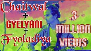Chaita ki chaitwal + Sun ja bat meri + fyonladiya mashup by Anil Rawat | feat. Sunil Rawat |