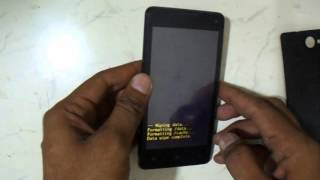 Xolo Prime  Eazy  Pattern Reset And Hard Reset Youtube