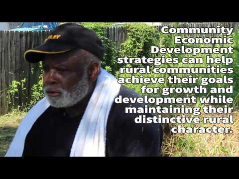 PVAMU's Community and Economic Development Program in Orange County