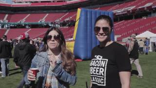 2017 Beer and Bacon Classic at Levi's Stadium | DGDGTV thumbnail
