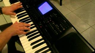 I'm Not A Girl, Not Yet A Woman (Britney Spears) - piano solo