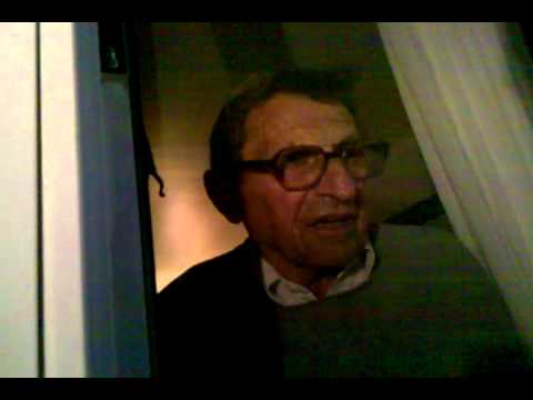 RAW VIDEO: Joe Paterno talks to Penn State students from his window