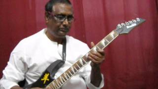 tum se milke aisa lakha...film Parinda ........guitar cover by Vijayaraj