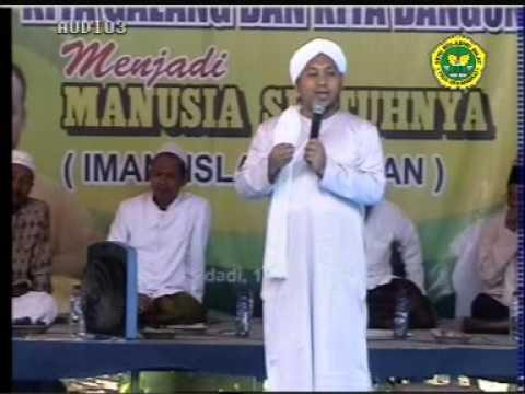 Habib Hamid Bin Ja'far Al - Qodri. Dari Jakarta