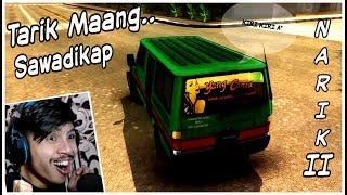 Ternyata Angkotnya Bisa dimodif Cuk !! Ntap !!! / Angkot The Game Indonesia