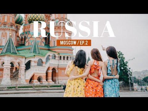 RUSSIA EP.2 KATHY x MAYYR PIMTHA