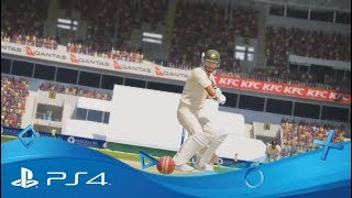 Ashes Cricket | Game Trailer | PS4