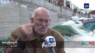 الغزيون يواجهون اعتداءات الاحتلال (9-1-2019)