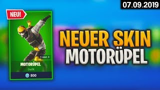 FORTNITE SHOP à partir de 7.9 - 🏍 New Skin! 🛒 Fortnite Daily Item Shop aujourd'hui 07 Septembre 2019 Detu Detu