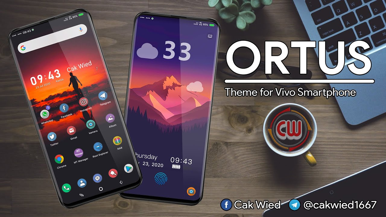 Ortus Theme for Vivo