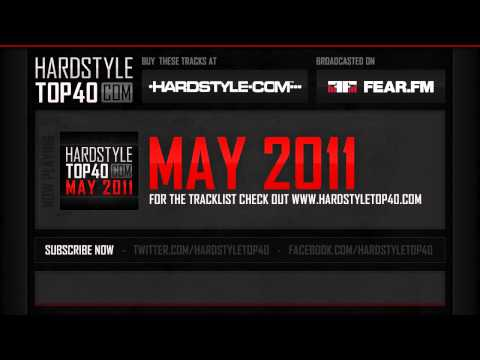 Hardstyle Top40 - May 2011 (HD)
