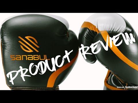 Sanabul Gel Essential Boxing Kickboxing Gloves - Full Review