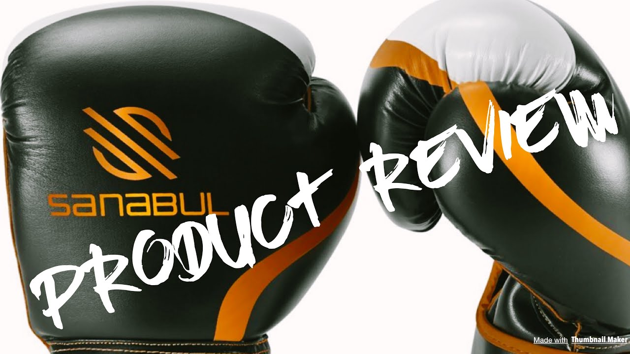 Sanabul Gel Essential Boxing Kickboxing Gloves Full Review Youtube