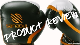Sanabul Gel Essential Boxing Kickboxing Gloves - Full Review