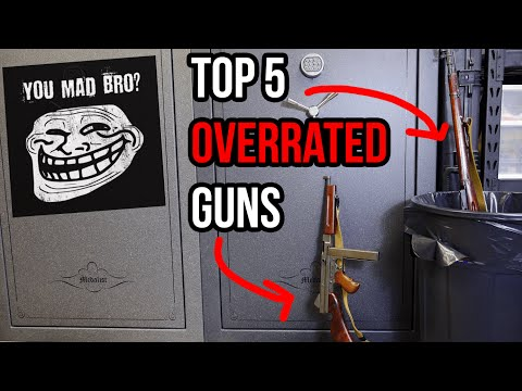 Top 5 Overrated Guns