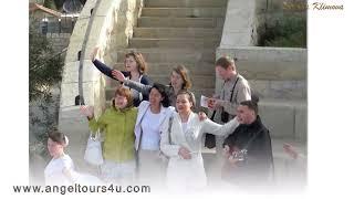 В БУДУЩЕМ ГОДУ В ИЕРУСАЛИМЕ с компанией ANGEL TOURS +(972)548154181(http://www.angeltours4u.com/ С БИБЛИЕЙ ПО СВЯТОЙ ЗЕМЛЕ «Ибо Господь, Б-г твой, ведёт тебя в землю хорошую, в землю потоков..., 2012-05-04T21:07:55.000Z)