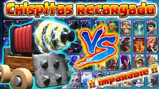 Chispitas 2.0 VS Todas las Cartas (Terrestres) | 1 Vs 1 | !! Imparable ¡¡