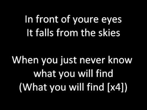 Sum 41- With me Lyrics