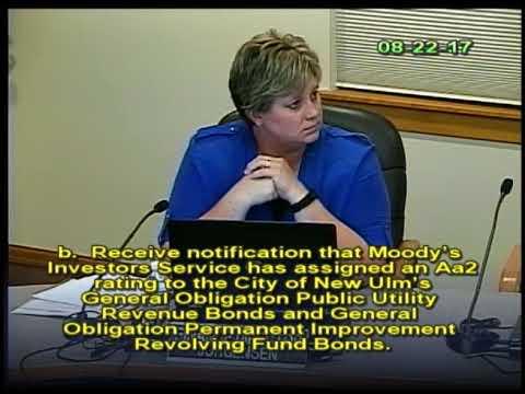 August 22, 2017 Public Utilities Commission