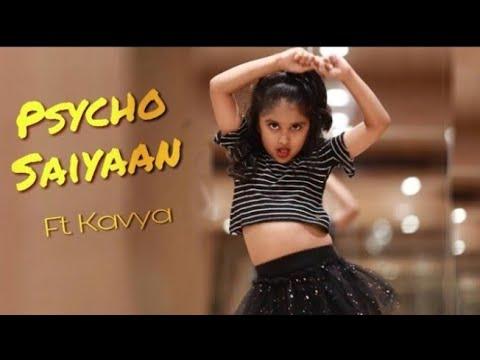 Download Lagu  SAAHO: Psycho Saiyaan Song | Dance Ft.Little Kavya | Prabhas, Shraddha Kapoor | Dhvani Bhanushali Mp3 Free