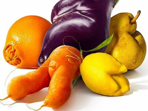 Fruits & Veggies: 3 Ways to Save Ugly Produce