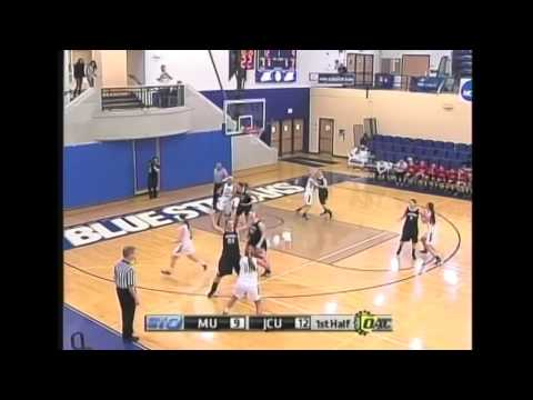 Brendan Gulick Women's Basketball TV Play By Play Demo