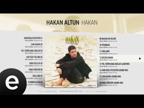 Gelen Olmadı (Hakan Altun) Official Audio #gelenolmadı #hakanaltun - Esen Müzik