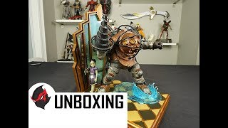 BIOSHOCK 10 Year Anniversary Collector's Edition Unboxing + Review by @TetraNinja