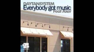 Joy Lab Rec - Daytansystem - Everybody got music