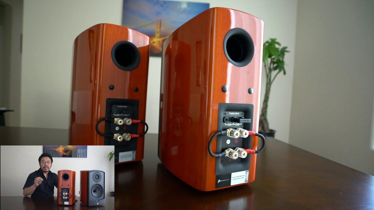 Aperion Audio Verus III Speaker Review - Youtube Video Download Mp3