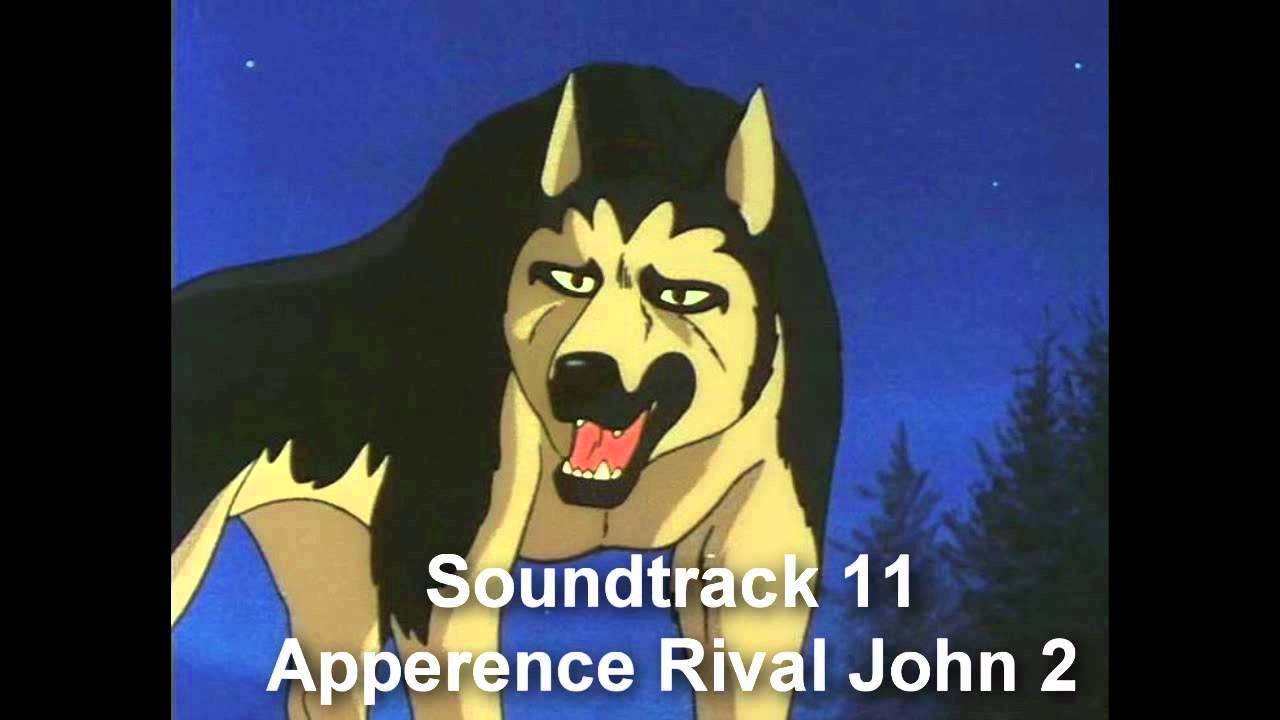 Hopeanuoli (Ginga Nagareboshi Gin/ Silver Fang) - Soundtrack 11 Apperence Rival John 2 - YouTube