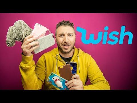 Купих си безплатни калъфи за iPhone от WISH + GIVEAWAY