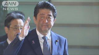 安倍総理大臣は17日午後、総選挙後、初めてとなる所信表明演説を行いま...