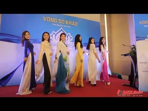 Hoa Hậu Biển Việt Nam 2016 - Sơ Khảo Khu Vực Miền Bắc