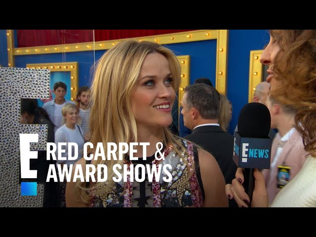 Reese Witherspoon Talks About Mini-Me Daughter | E! Red Carpet & Award Shows