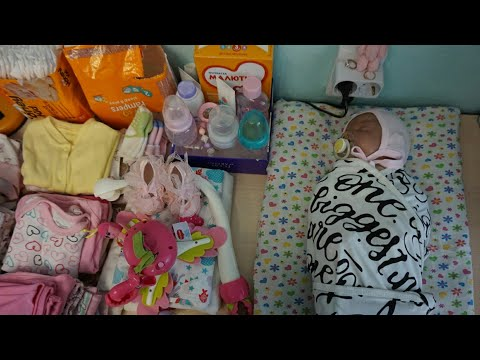 Одежда новорожденного